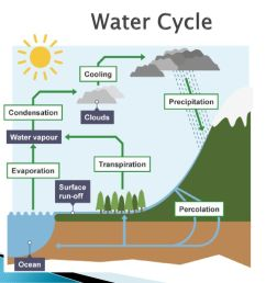 6 water cycle [ 1024 x 768 Pixel ]