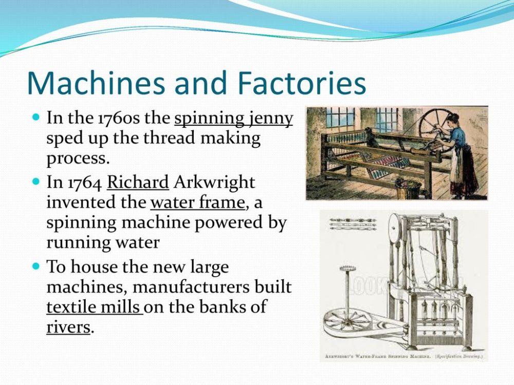 medium resolution of 4 machines and factories