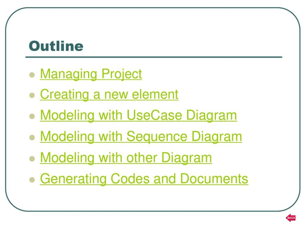 medium resolution of 2 outline modeling with usecase diagram modeling with sequence diagram