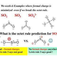a so2 so3 so42 what is the octet rule prediction for so2 [ 1024 x 768 Pixel ]