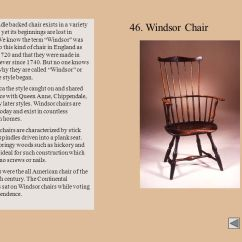 Early American Chair Styles Recliner Chairs Gumtree Of Furniture Ppt Download This Spindle Backed Exists In A Variety Forms Yet Its Beginnings Are Lost