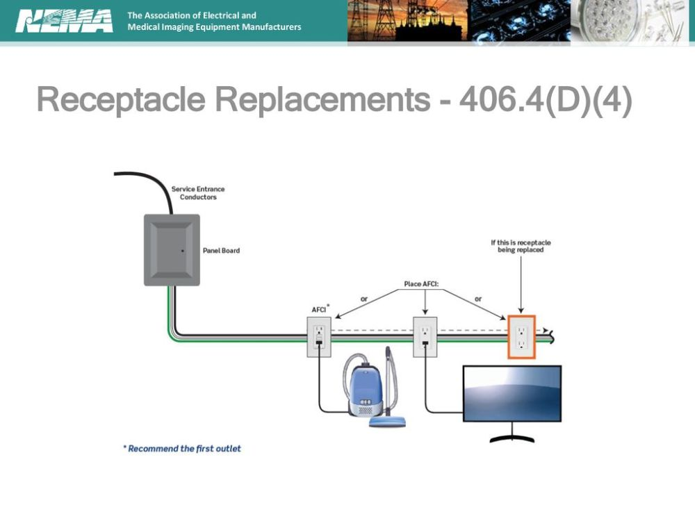 medium resolution of 18 receptacle replacements