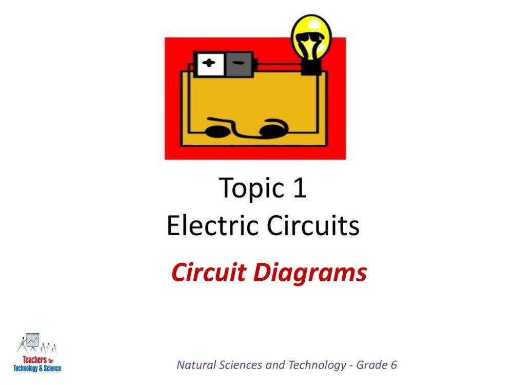 medium resolution of circuit diagrams natural sciences and technology grade 6 topic 1 electric circuits