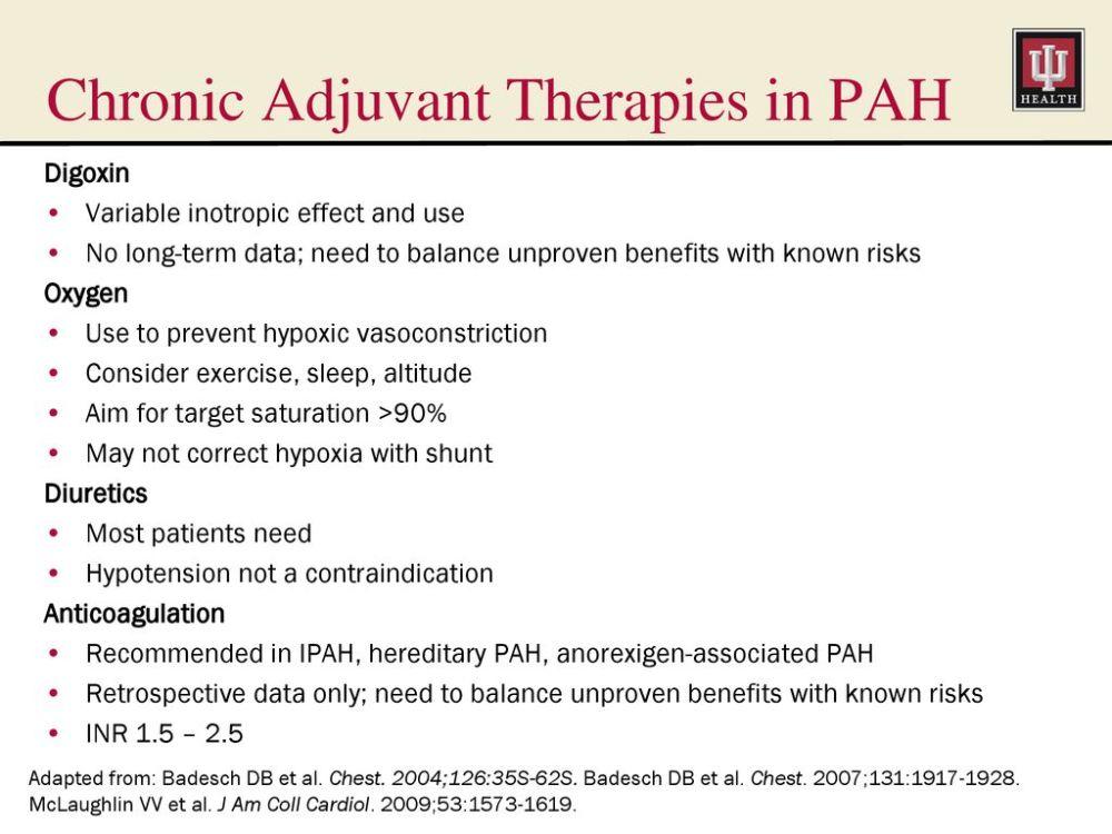 medium resolution of chronic adjuvant therapies in pah