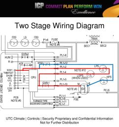 two stage wiring diagram [ 1024 x 768 Pixel ]