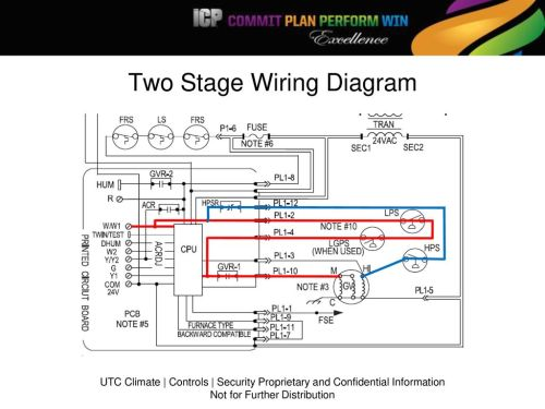 small resolution of two stage wiring diagram