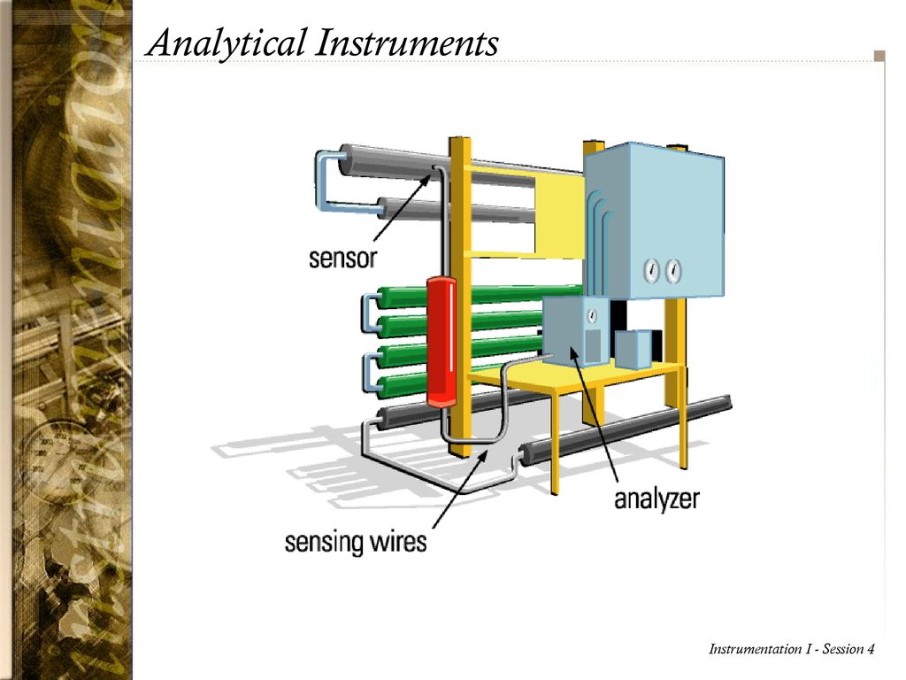 hight resolution of analytical instruments