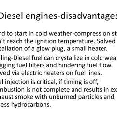 27 diesel engines disadvantages [ 1024 x 768 Pixel ]