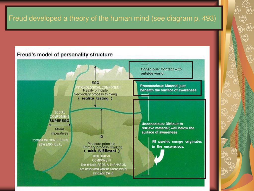 hight resolution of 6 freud developed a theory of the human mind see diagram p 493