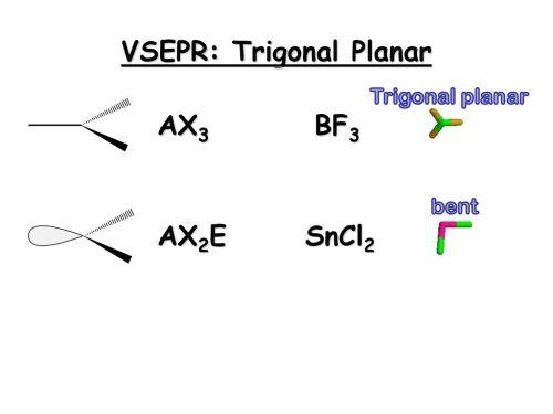 small resolution of 31 vsepr trigonal planar