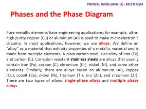 Phases and the Phase Diagram  ppt video online download