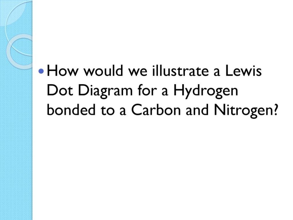 medium resolution of 18 how would we illustrate a lewis dot diagram for a hydrogen