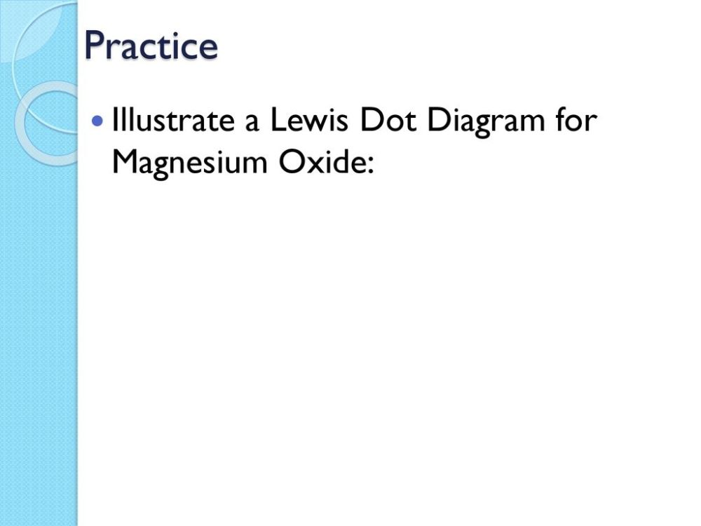 medium resolution of mg o mg o practice illustrate a lewis dot diagram for magnesium oxide