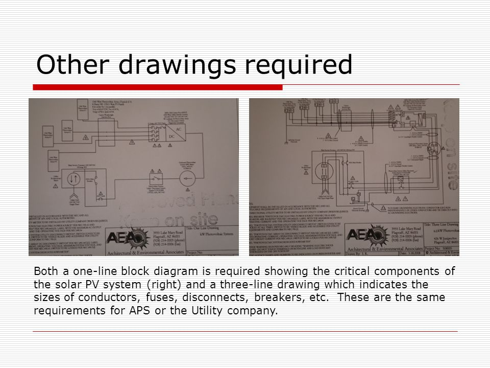 three line solar diagram ez go textron 27647 g01 wiring residential commercial pv installations ppt video online 5 other drawings required
