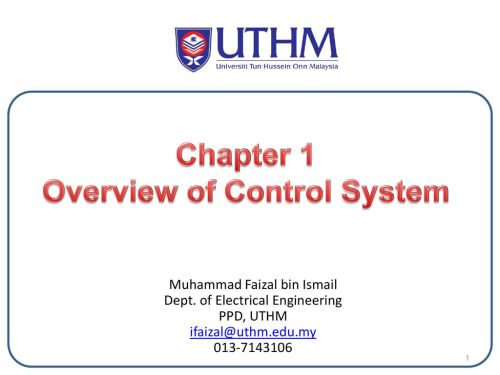 small resolution of overview of control system