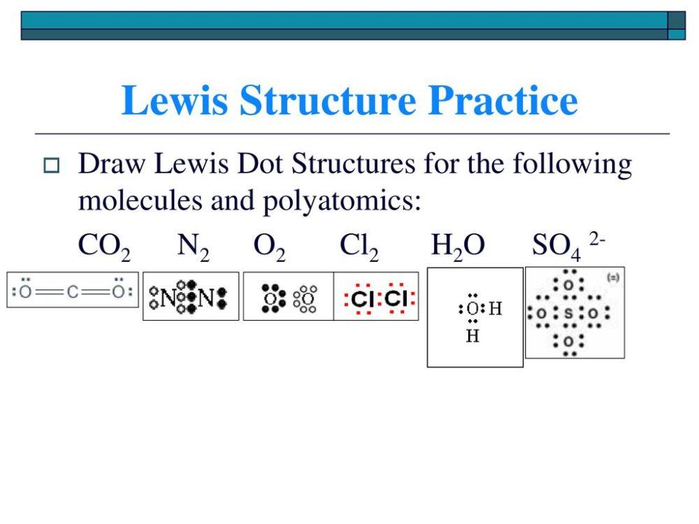 medium resolution of lewis structure practice