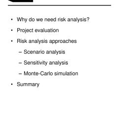 session overview why do we need risk analysis project evaluation [ 1024 x 1479 Pixel ]