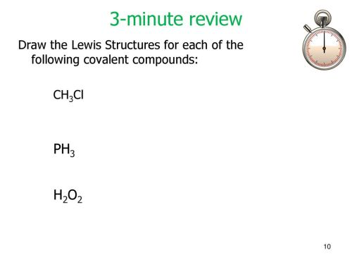 small resolution of 3 minute review draw the lewis structures for each of the following covalent compounds