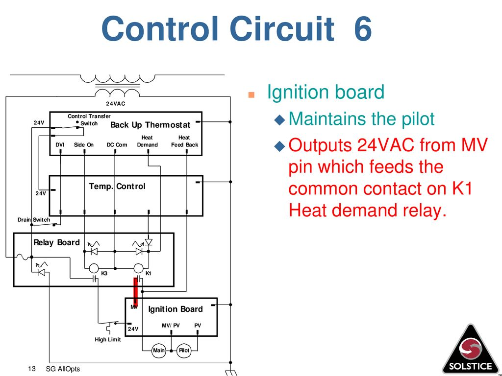 hight resolution of control circuit 6 ignition board maintains the pilot