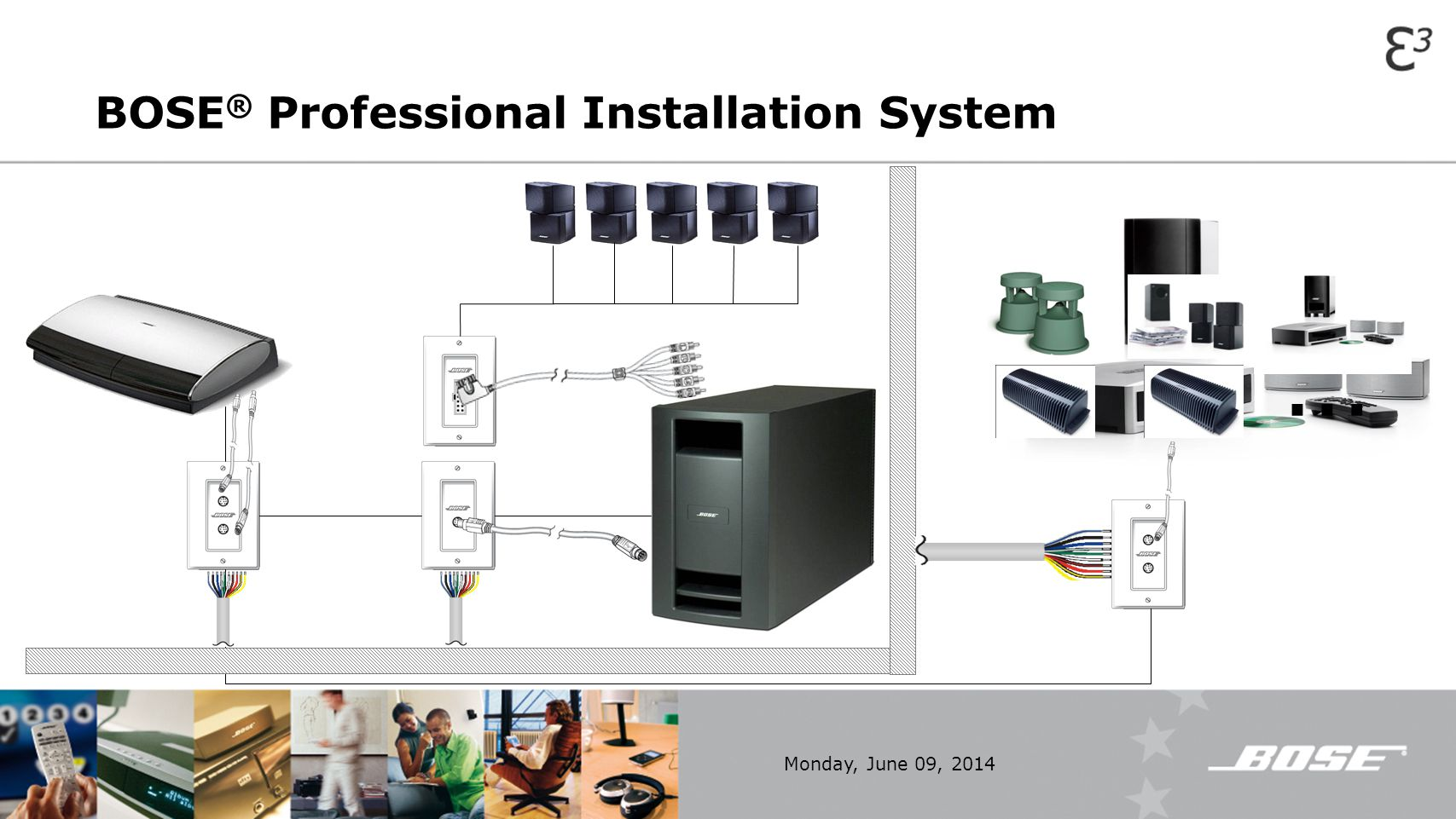 hight resolution of bose professional installation
