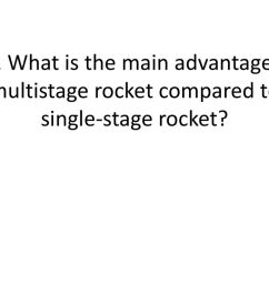 describe how a multistage rocket works 21 3b  [ 1024 x 768 Pixel ]