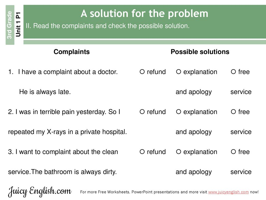 hight resolution of A solution for the problem - ppt download
