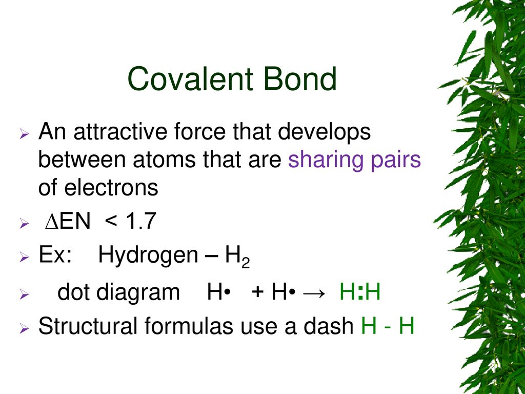 hight resolution of 5 covalent