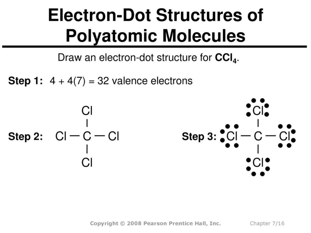 medium resolution of chapter 7 covalent bonds and molecular structure ppt download mgcl2 dot diagram ccl4 dot diagram