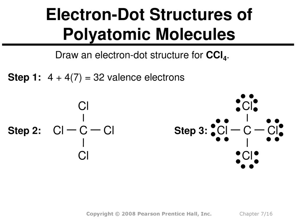 hight resolution of chapter 7 covalent bonds and molecular structure ppt download mgcl2 dot diagram ccl4 dot diagram