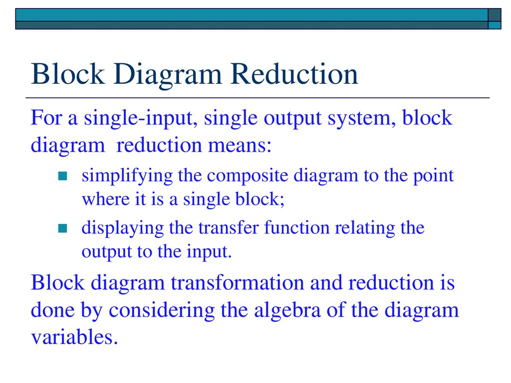 hight resolution of 5 block diagram reduction
