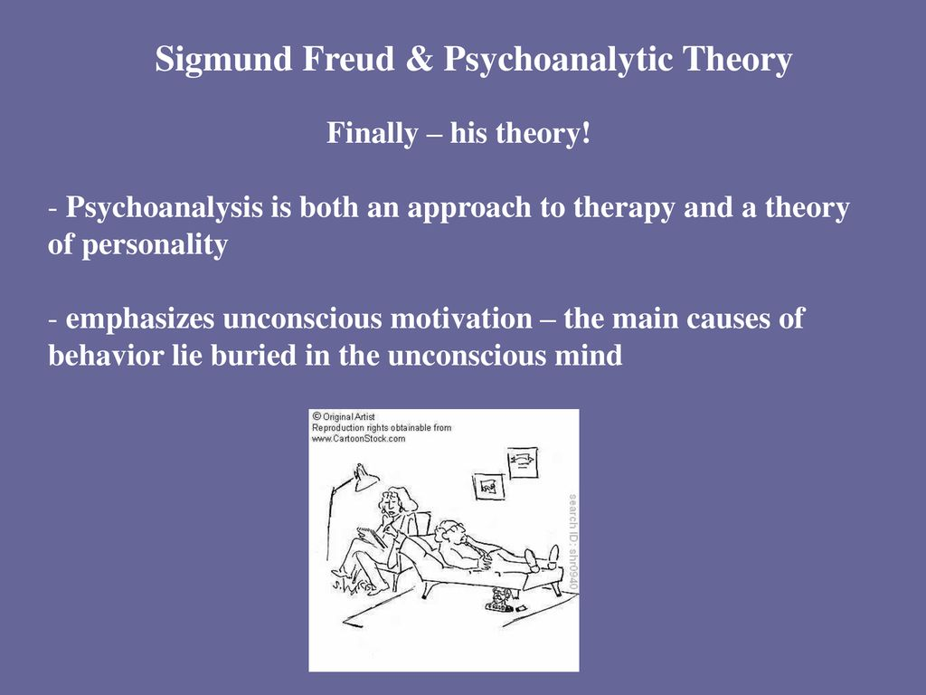 hight resolution of sigmund freud psychoanalytic theory