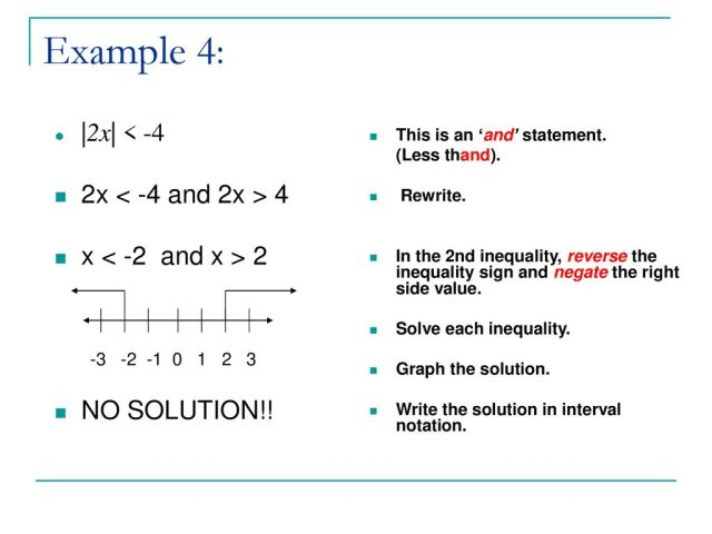 Do Now: Solve, graph, and write your answer in interval notation
