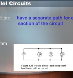 26 parallel circuits definition have a separate path for each section of the circuit diagram [ 1024 x 768 Pixel ]