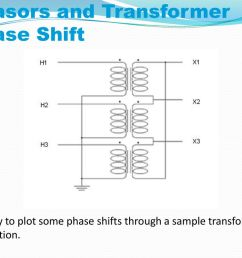 phasors and transformer phase shift [ 1024 x 768 Pixel ]