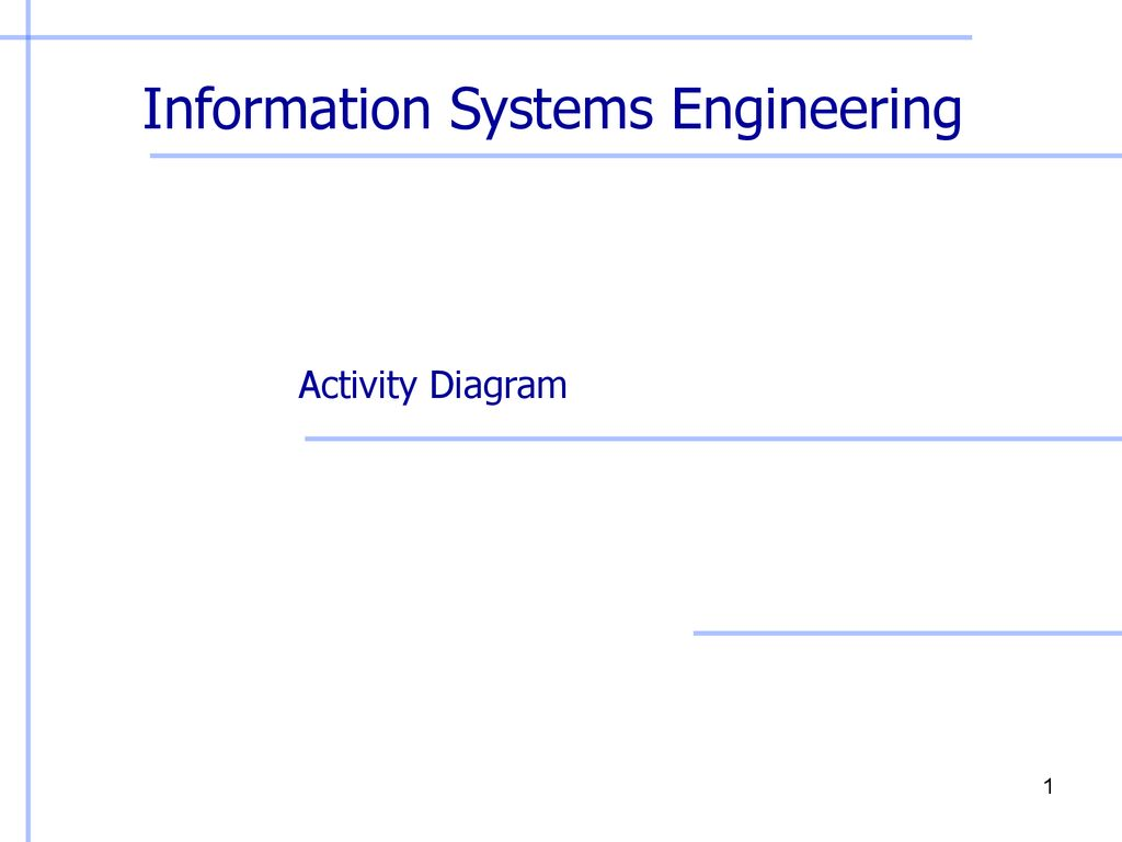 hight resolution of information systems engineering
