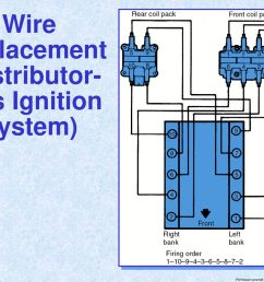 35 wire replacement distributor less ignition system  [ 1024 x 768 Pixel ]