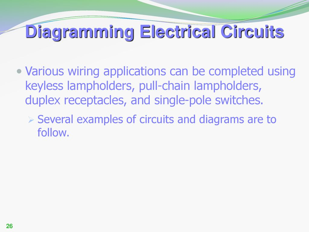 hight resolution of diagramming electrical circuits