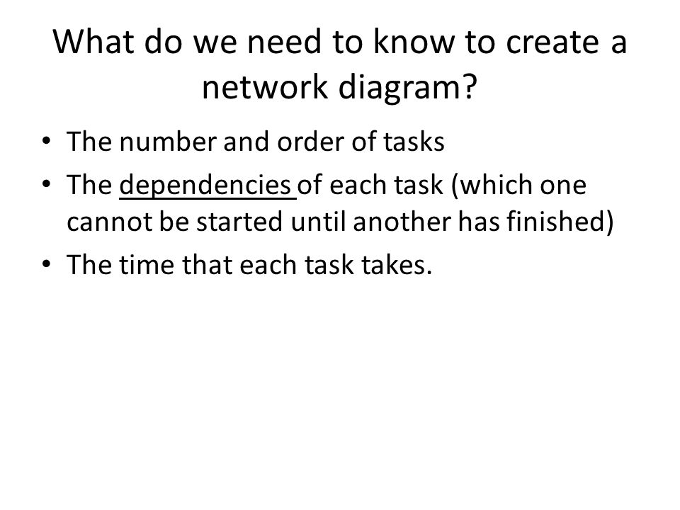 project management network diagram critical path mallory distributor wiring unilite or analysis ppt video what do we need to know create a