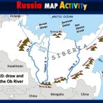 Russia Map Activity Follow Along To Turn Your Blank Map Into An Information Packed Resource By Adding Cities Rivers Countries And Other Geographic Features Ppt Download