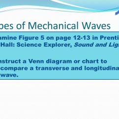 Venn Diagram Of Transverse And Longitudinal Waves Honda Wave 110 Wiring Ms. Bandy General Science – Interactions - Ppt Video Online Download