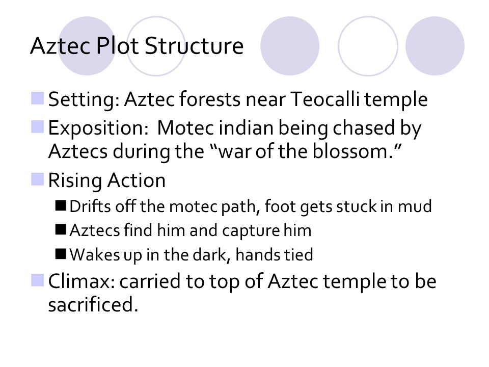 night plot diagram 2002 ford mustang headlight wiring the face up by julio cortazar ppt video online download aztec structure setting forests near teocalli temple