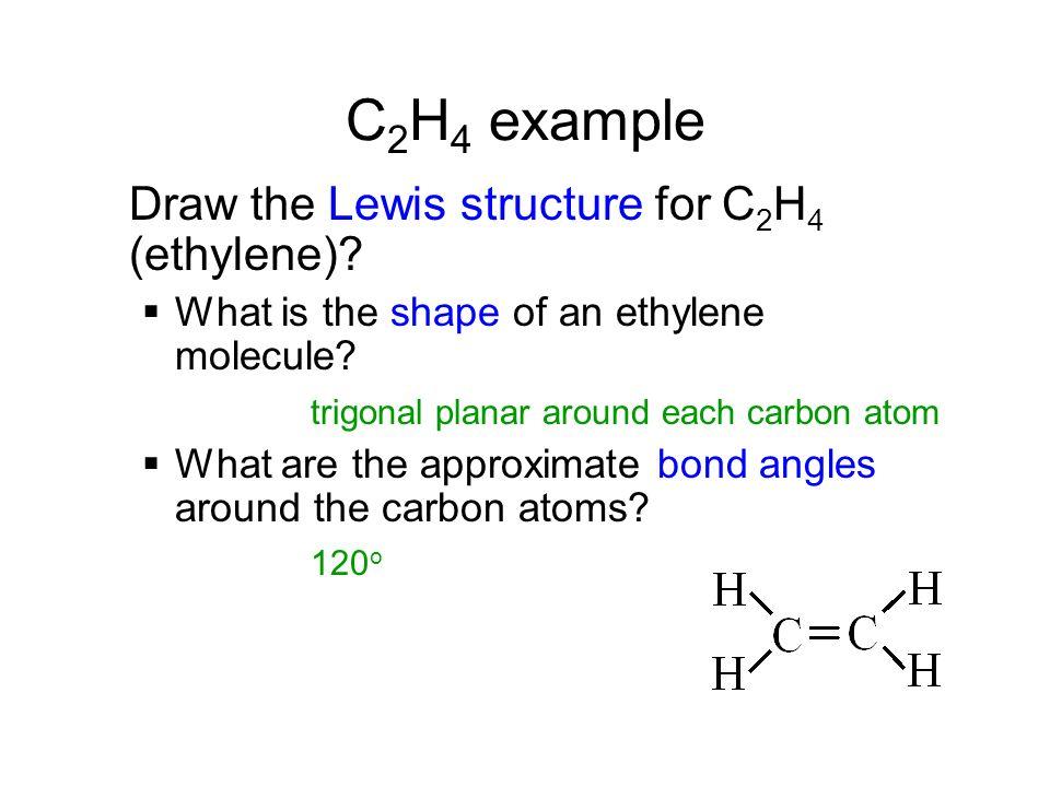 Planar Molecule Structure