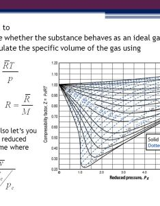 state whether the substance behaves as an ideal gas if  also egr thermodynamics chapter section ppt video online download rh slideplayer