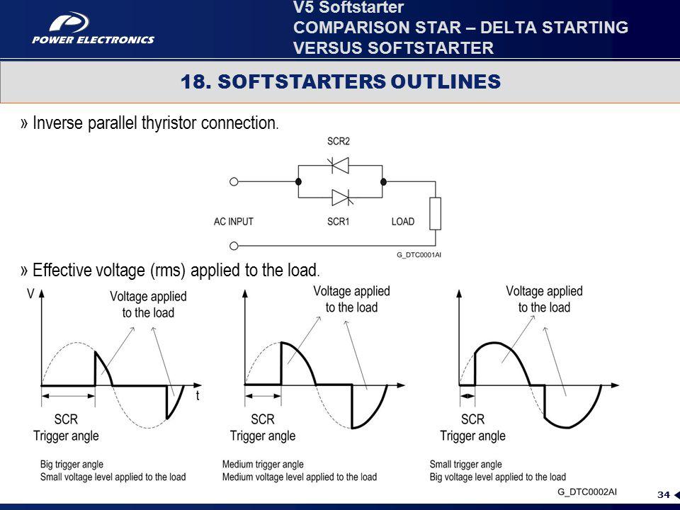 star delta wiring diagram control telecaster humbucker comparison starting versus softstarter ppt video v5