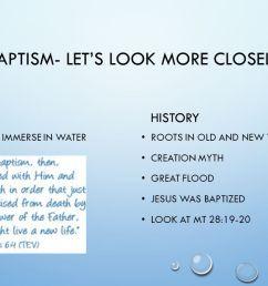 3 baptism  [ 1280 x 720 Pixel ]
