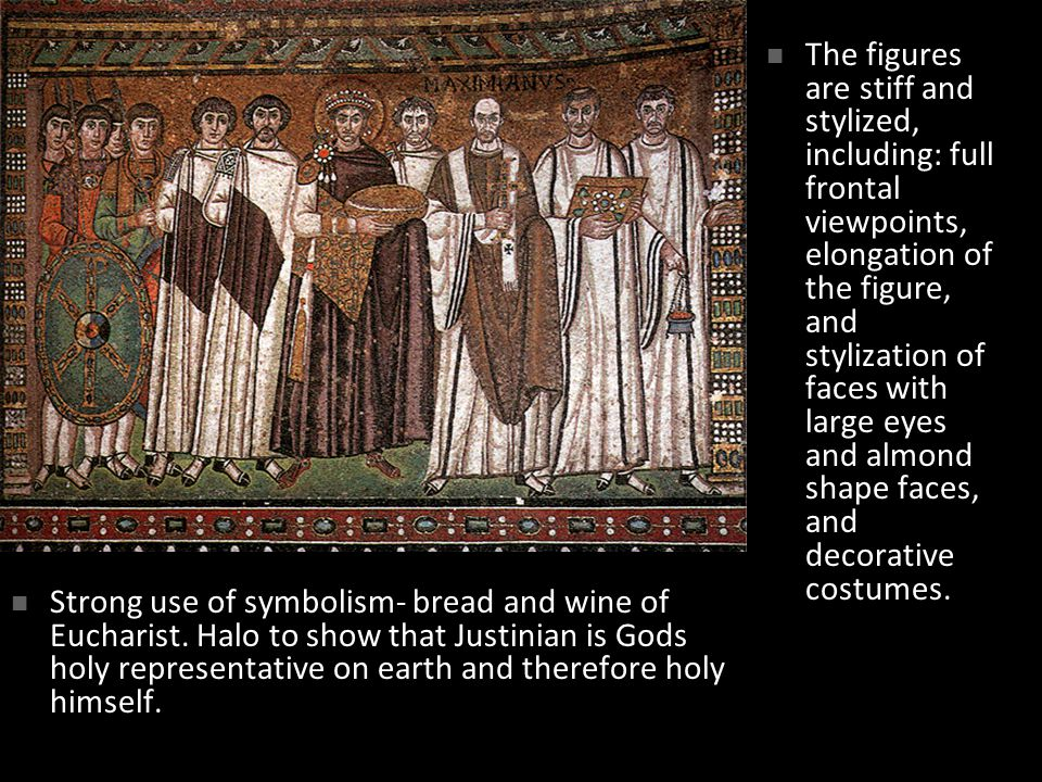 Bread And Wine Symbolism