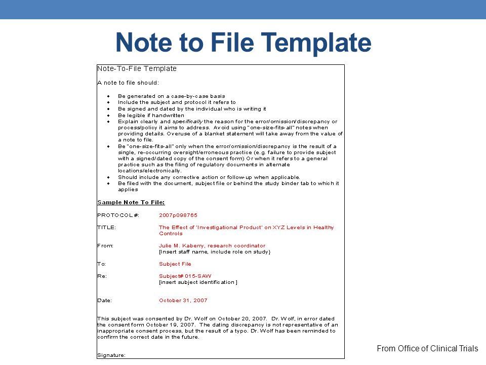 note to file template - Lokas australianuniversities co