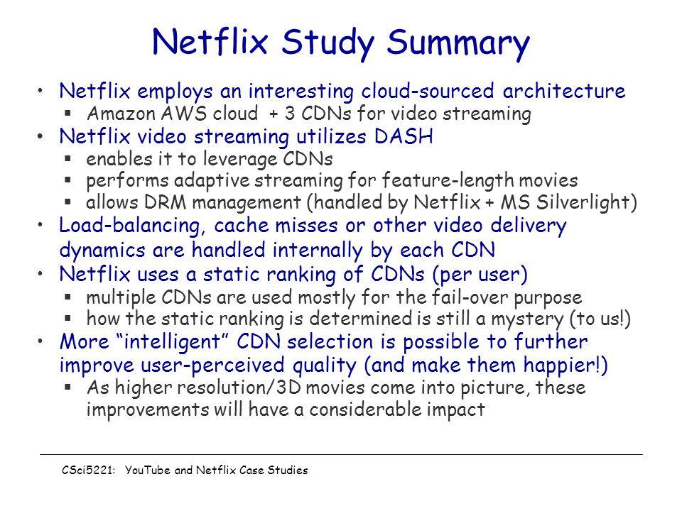 Netflix Case Essay Essay Service
