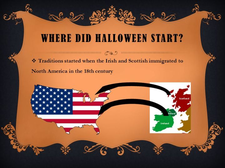how did halloween originate in the united states cartooncreative co
