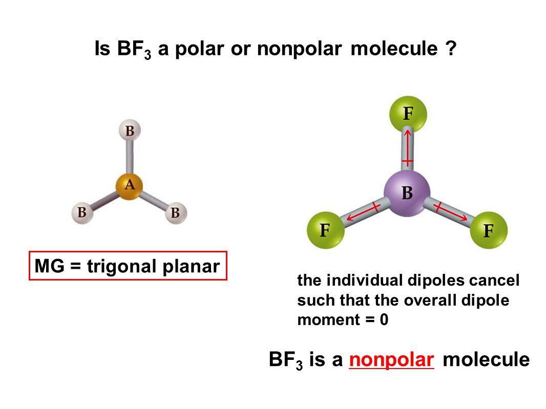 hight resolution of is bf3 a polar or nonpolar molecule